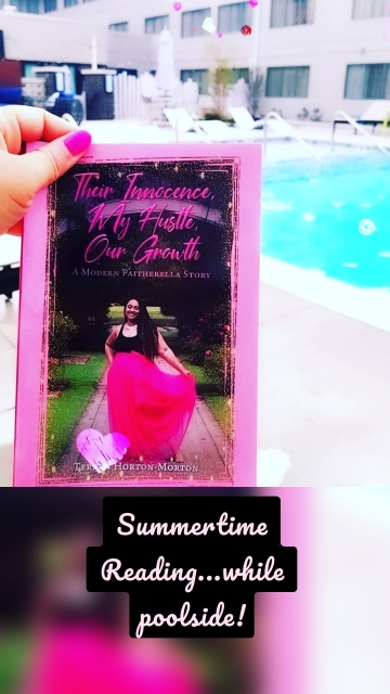 Summertime Reading...while poolside!